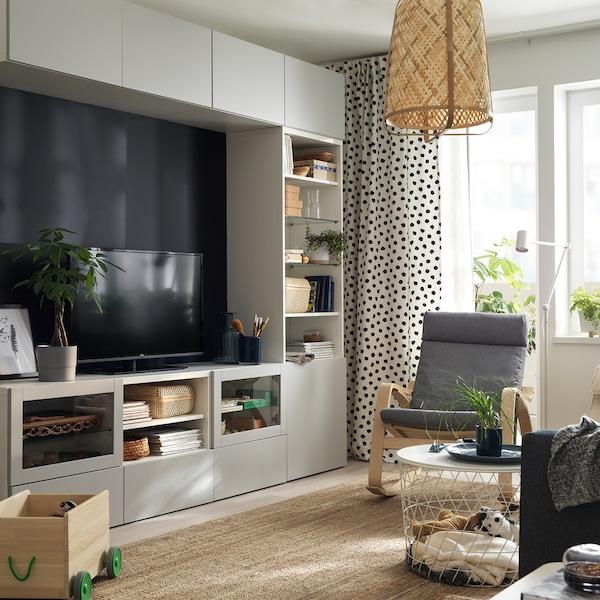 Meubles Multimedias Et Meubles Tele Besta Ikea Ca