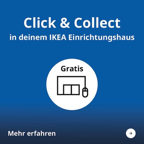 gratis Click und Collect Abholung in deinem IKEA Einrichtungshaus