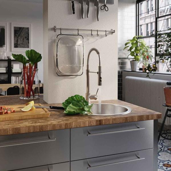 Kuchenmobel Mit Elektrogeraten Ikea Osterreich