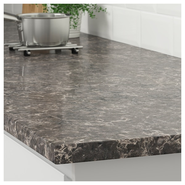 gray marble effect
