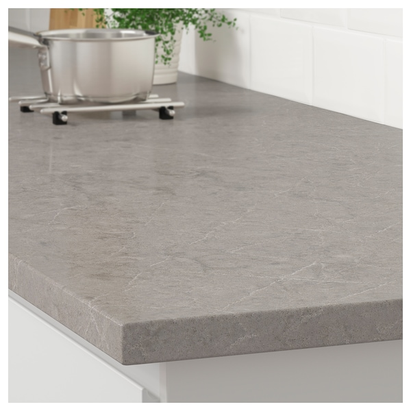 gray stone/marble effect