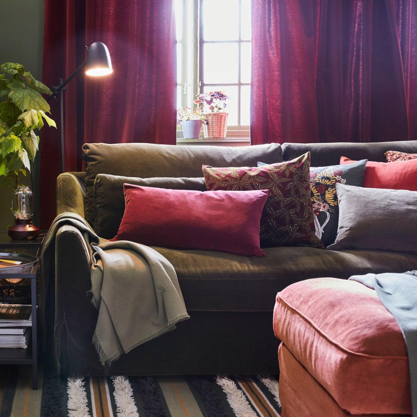 Picture of: Inspiration Til Stuemobler Ikea