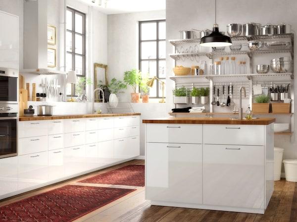 Stilvolle Küche: Einrichtung & Accessoires - IKEA