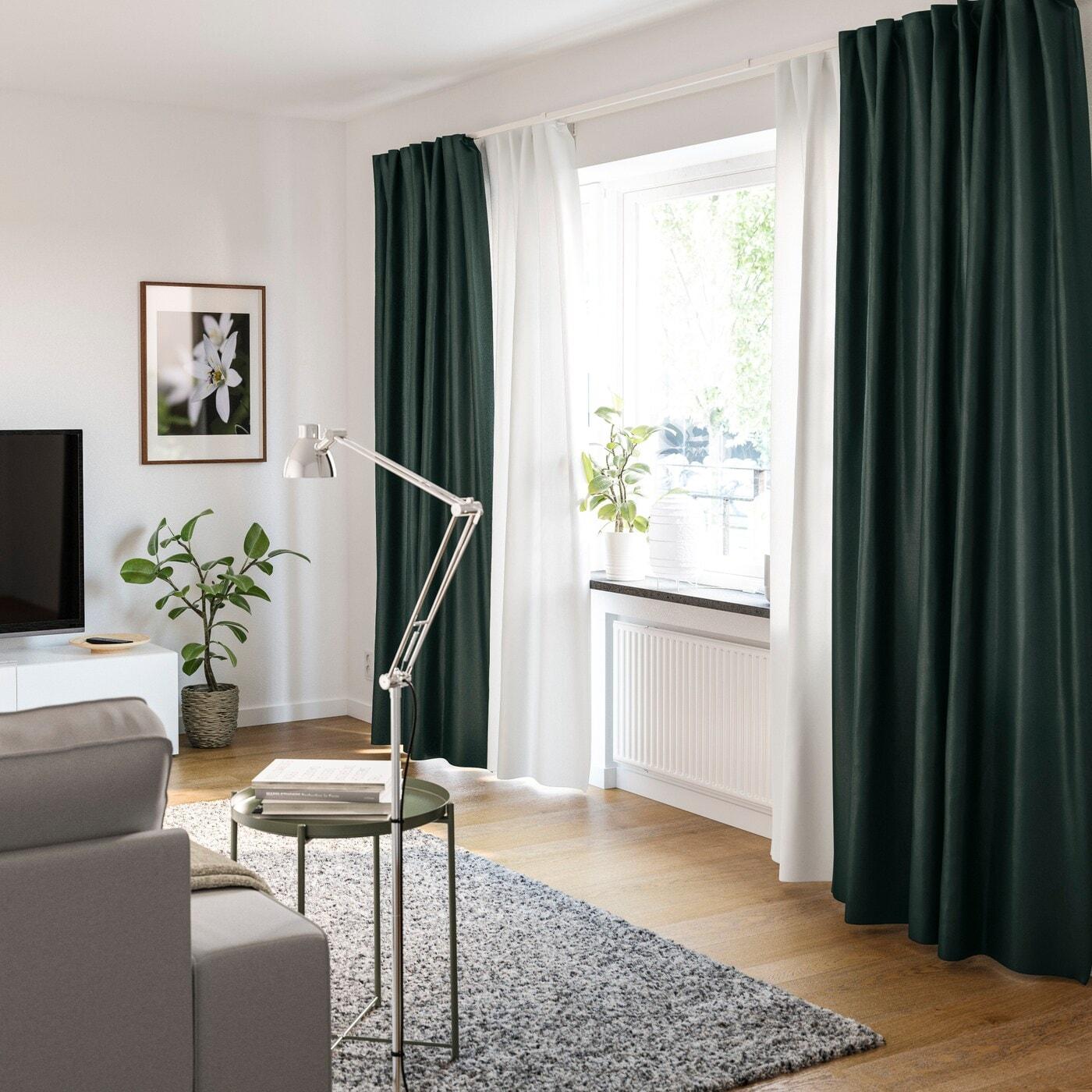 Gardinen-Ideen: Inspirationen für dein Zuhause - IKEA Deutschland