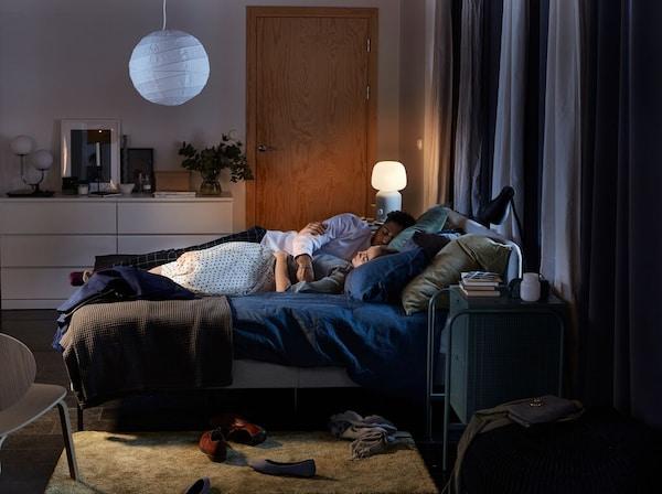 Guida per imparare a dormire meglio.