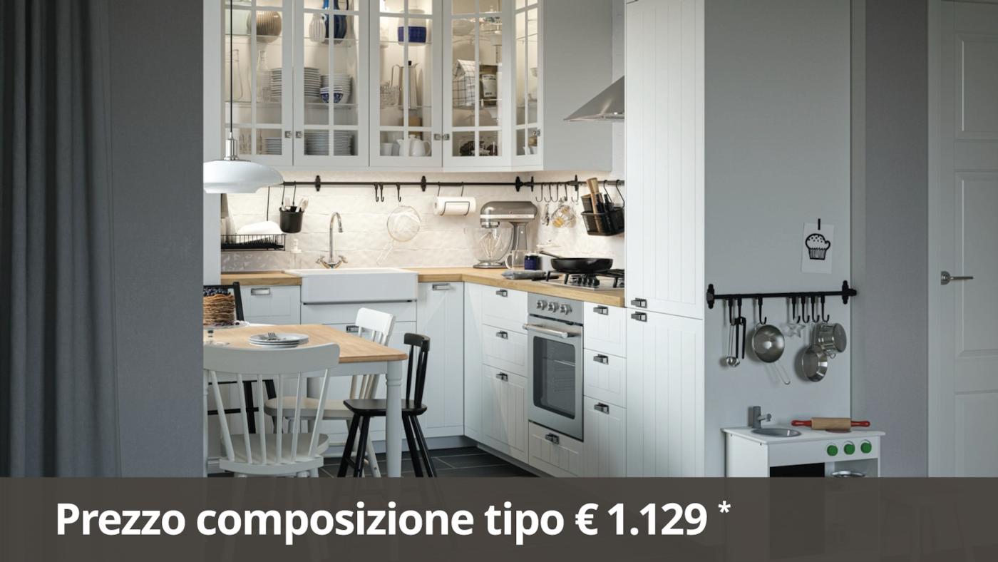 Guida per la cucina STENSUND bianco - IKEA