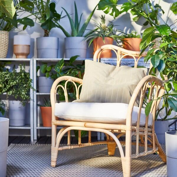 Guide d'entretien des meubles d'extérieur.