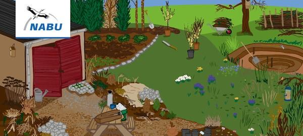 Gut geplant zum Gartenglück: Mit neuen Ideen ins Frühjahr starten.