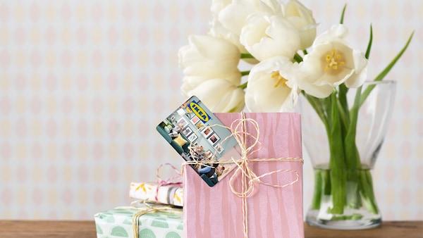 Gutschein Geschenkkarte als perfektes Geschenk