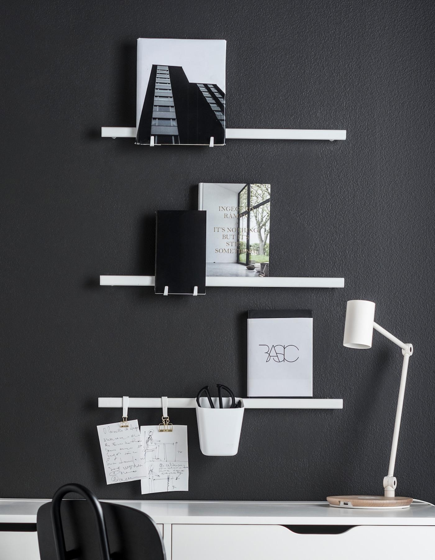 Bokstöd ikea 4 idéer till ditt hem