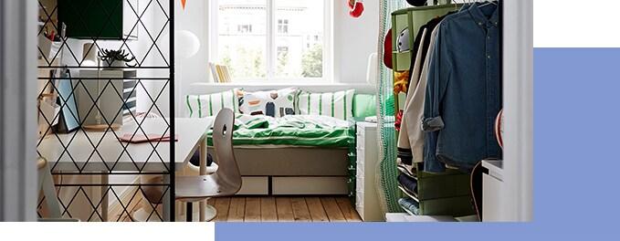 Handige budgettips voor je studentenkamer - IKEA wooninspiratie