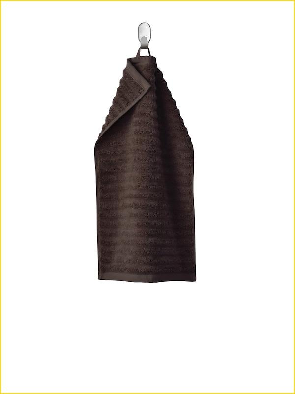 Handtuch in braun
