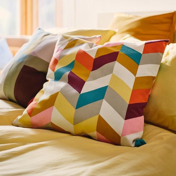 HANNELISE Coussin, multicolore50x50 cm 6,99€