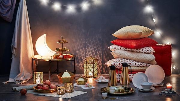 Hari Raya decoration ideas and home cooking preparation tips