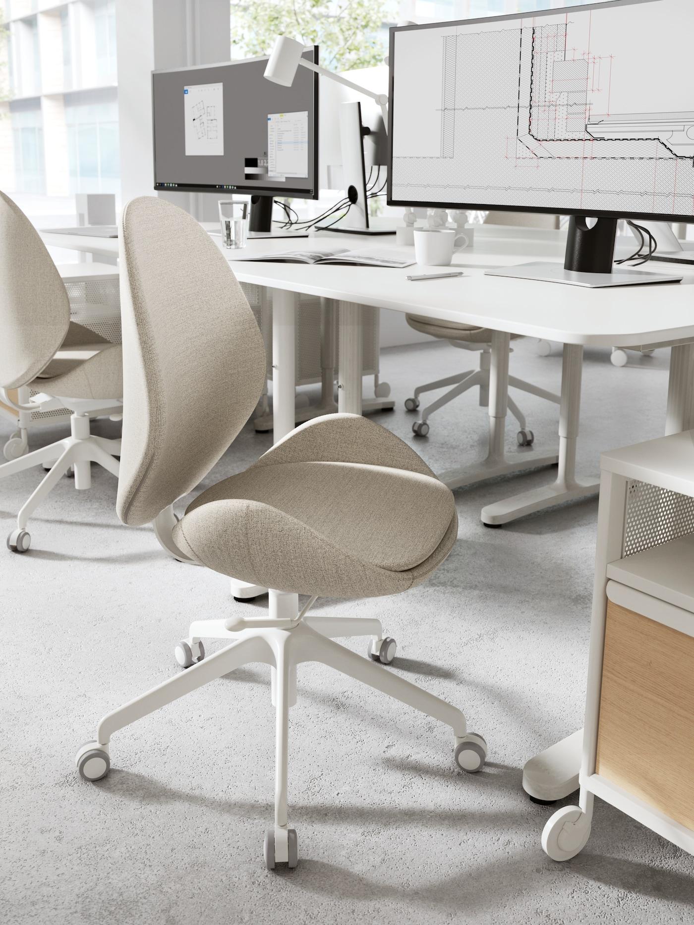 Arbeidsmiljø åpent for kreativt samarbeid IKEA