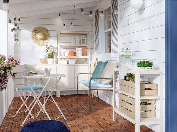 Ikea Balkon Bank.Balkon Garten Inspirationen Für Dein Zuhause Ikea