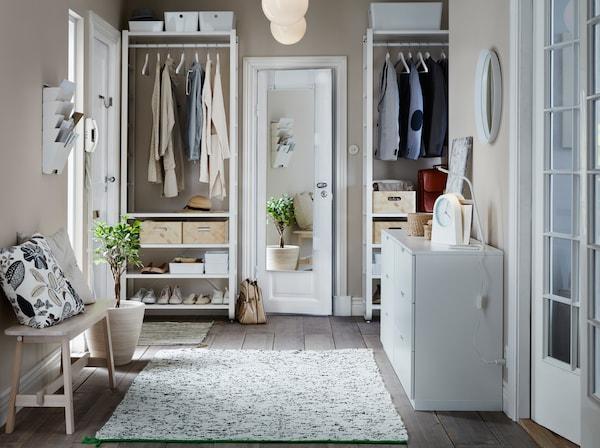 Flur Inspirationen Für Dein Zuhause Ikea