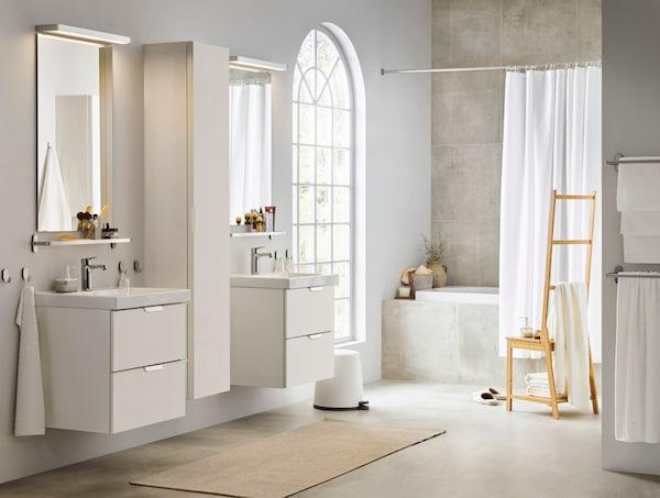 Beautiful Badezimmer Ikea Inspiration Photos - Erstaunliche Ideen ...