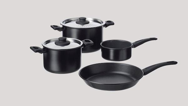 HEMLAGAD série cuisson ikea