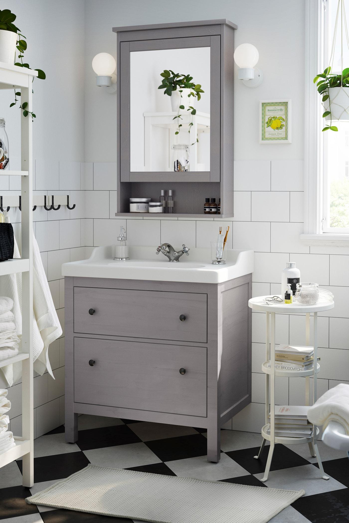 HEMNES Möbel & Accessoires für dein Bad - IKEA Deutschland