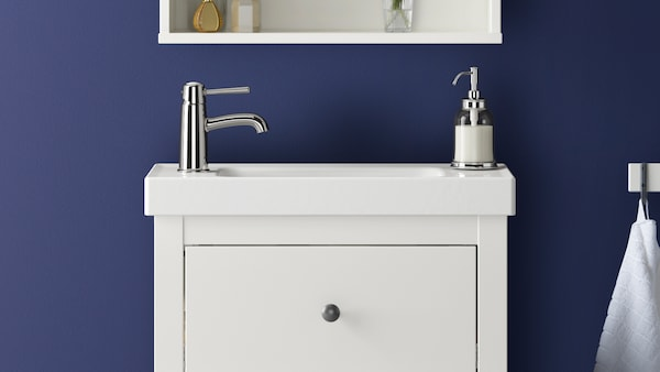HEMNES bathroom series.