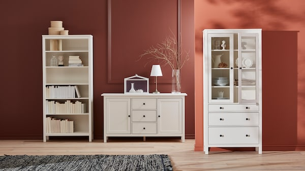 HEMNES living room series.