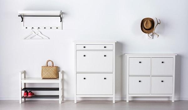 HEMNES série meubles entrée
