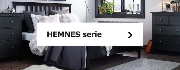 hemnes slaapkamer serie ikea