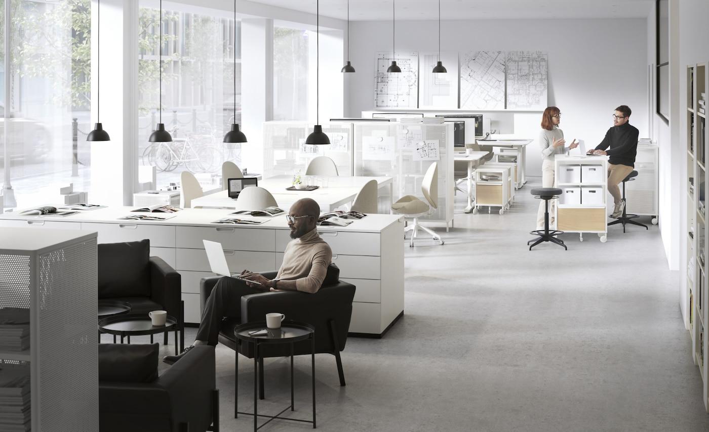 Het architectenbureau