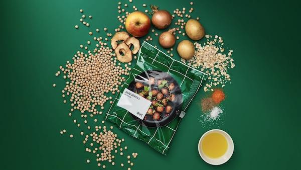 Het plantballetje, een duurzaam alternatief voor vleesliefhebbers.