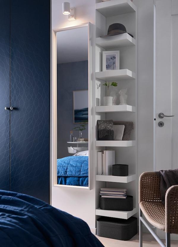 Ikea Wandrek Lack.Strakke Opbergers Voor Jouw Kledingcollectie Ikea