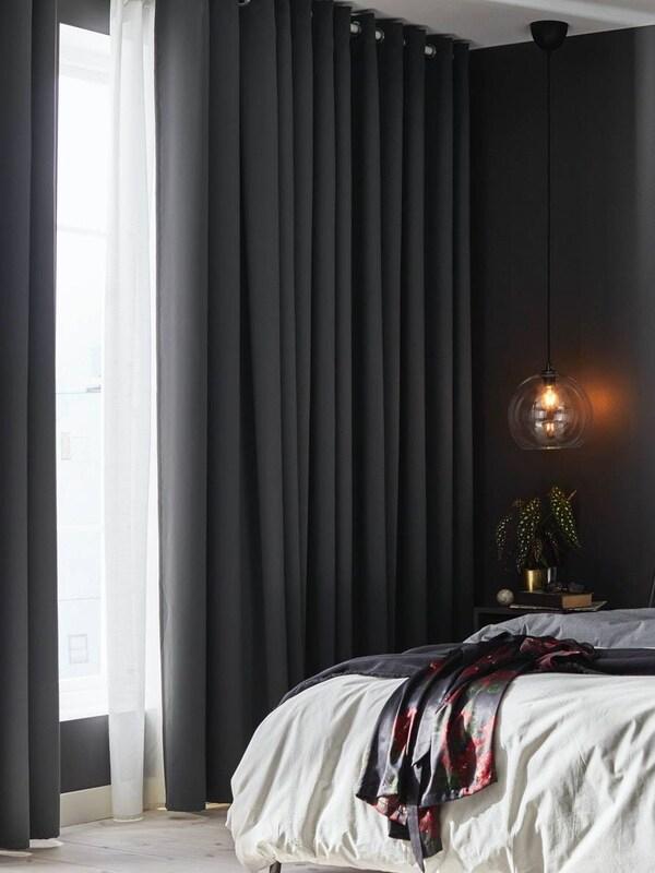 HILLEBORG curtains