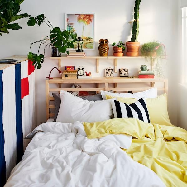 Hoe je comfortabel (en productief) werkt in je bed.