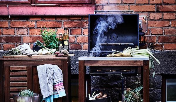 Holzkohlegrill: Vorteile beim Grillieren