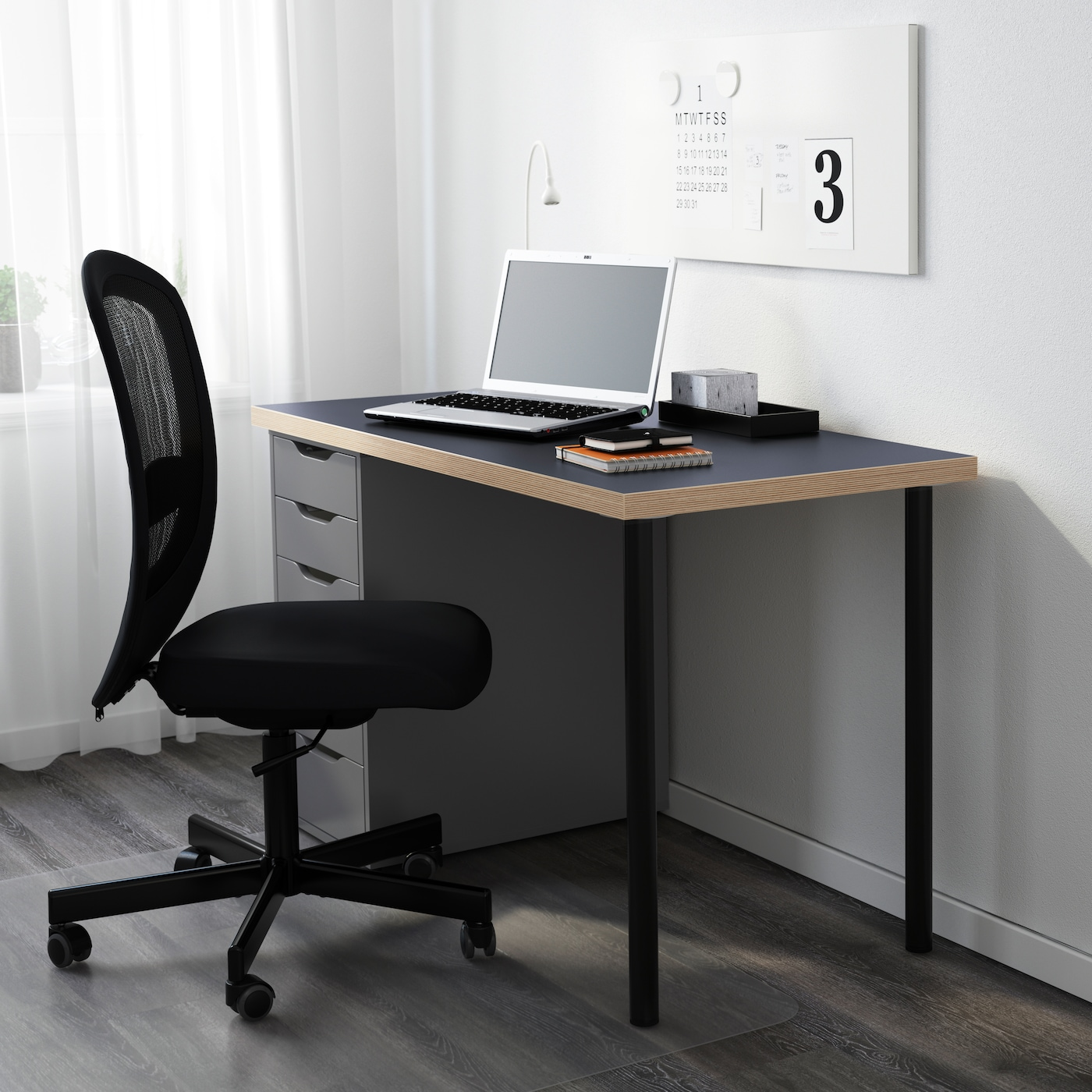 Image of: Office Chair Study Table Workspace Singapore Ikea