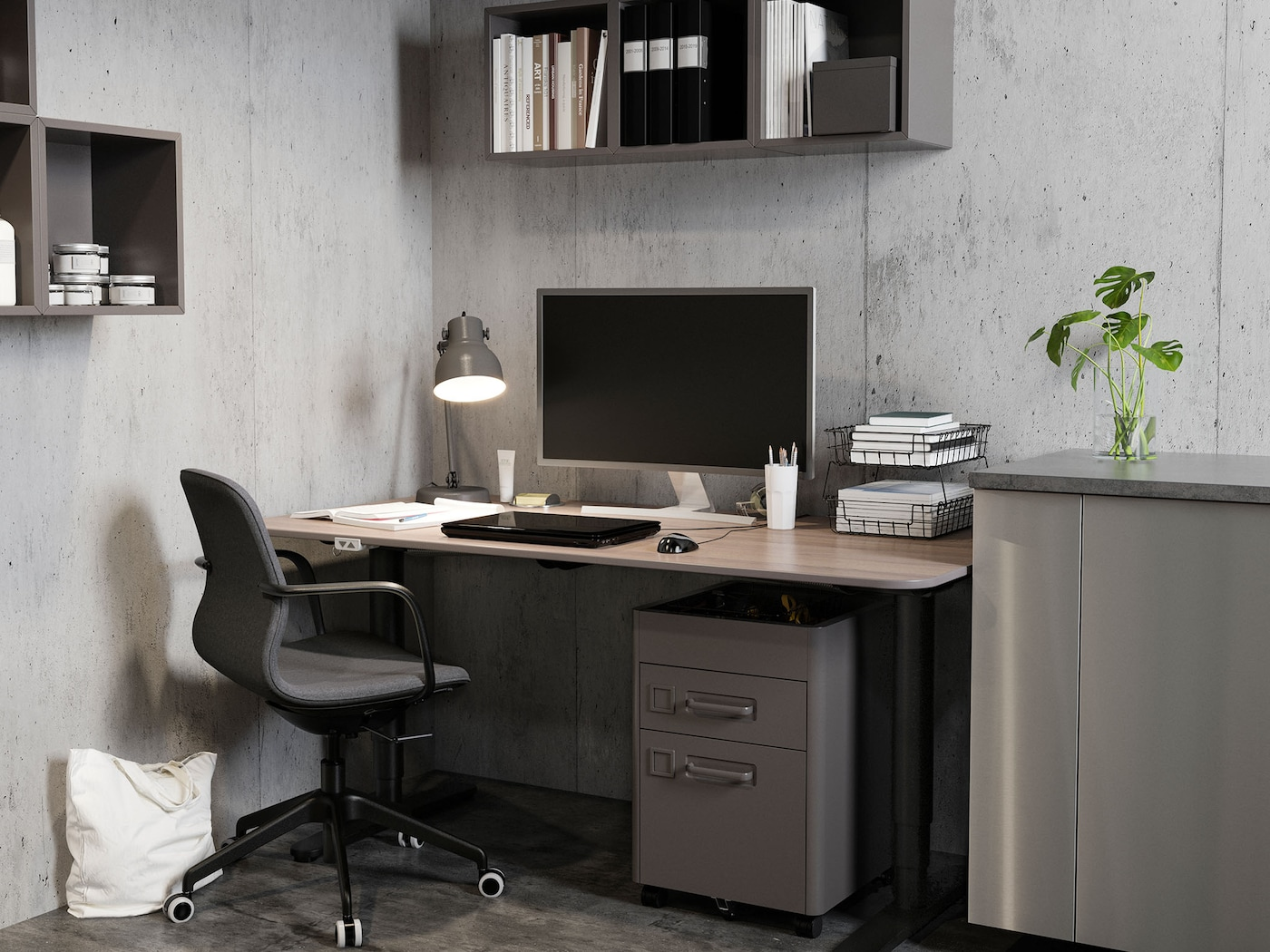 Home office - IKEA Singapore
