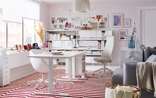 Homeoffice mit Stil - IKEA
