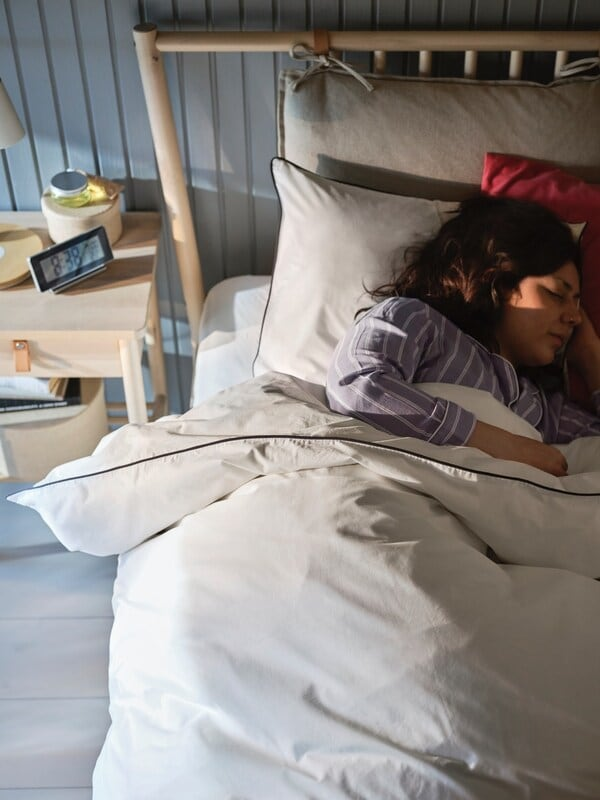 How to achieve the perfect temperature for good-quality sleep