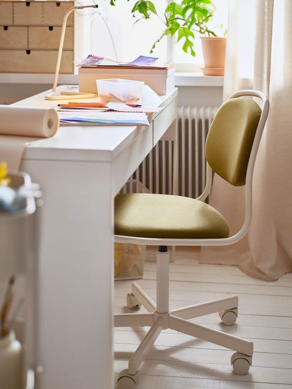 How to get a study room with space to grow.