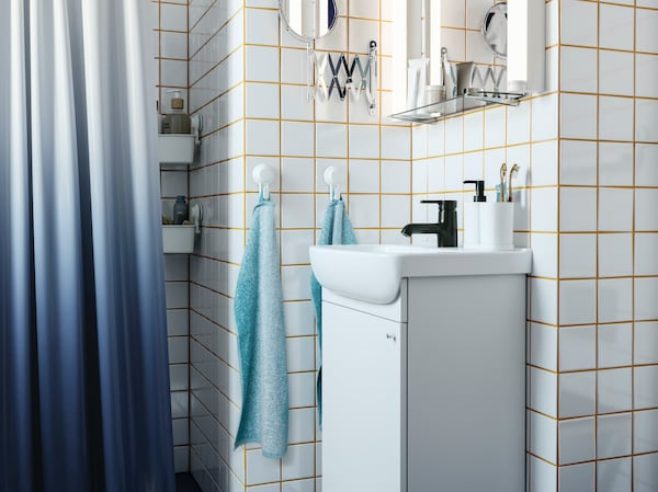 How to refresh your bathroom style on a budget