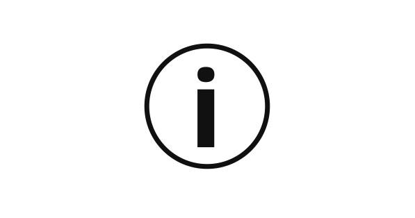icona información
