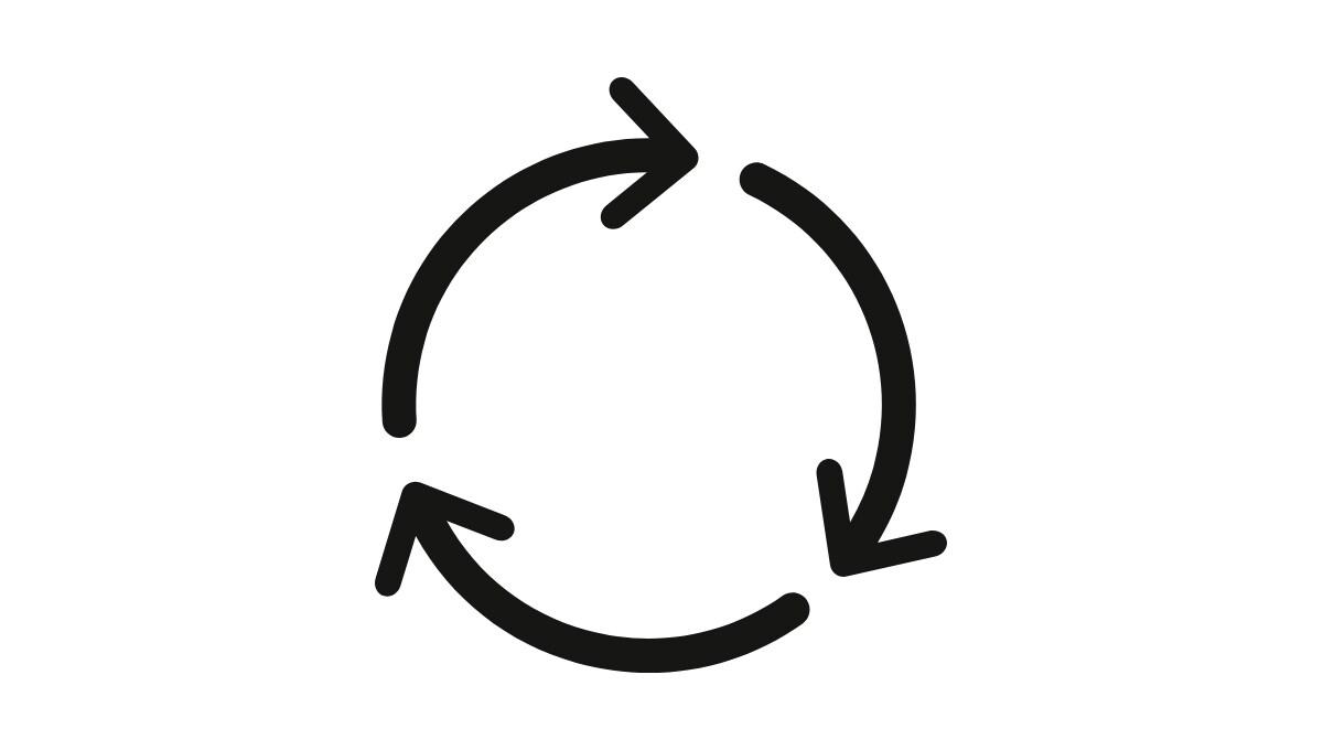 Icono de reciclar