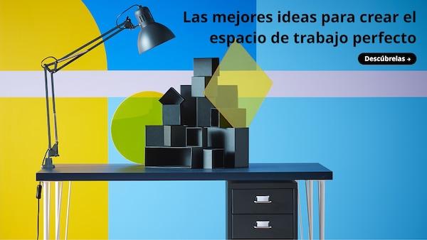 Ideas espacio de trabajo
