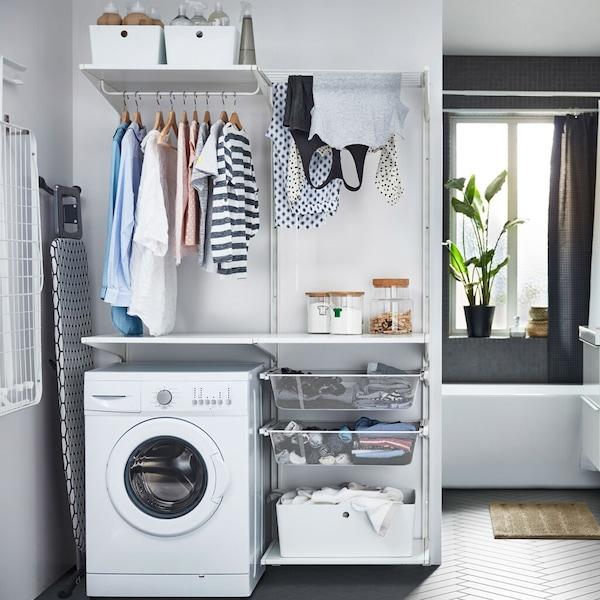 Ideas on having easy breezy laundry routines