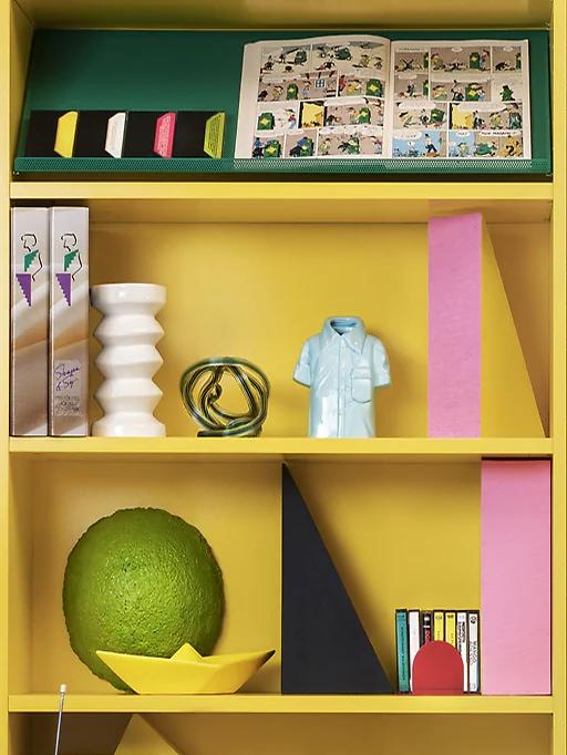 Decorar estanterías: Cómo decorar la estantería BILLY IKEA