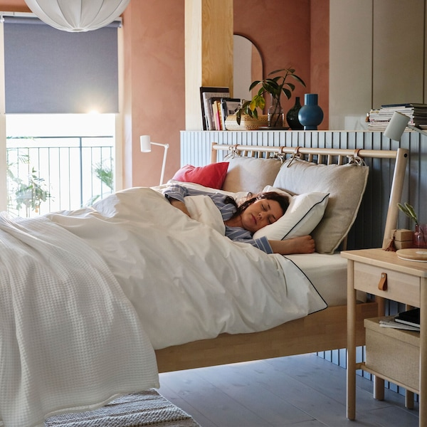 Ideas to stay balanced with an unexpected lie-in.