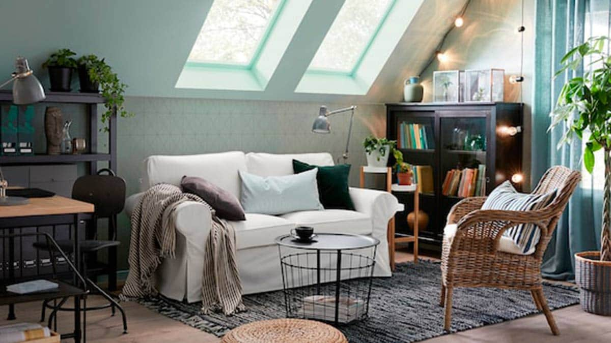 Soggiorno Ikea Idee : Room inspiration landing page ikea