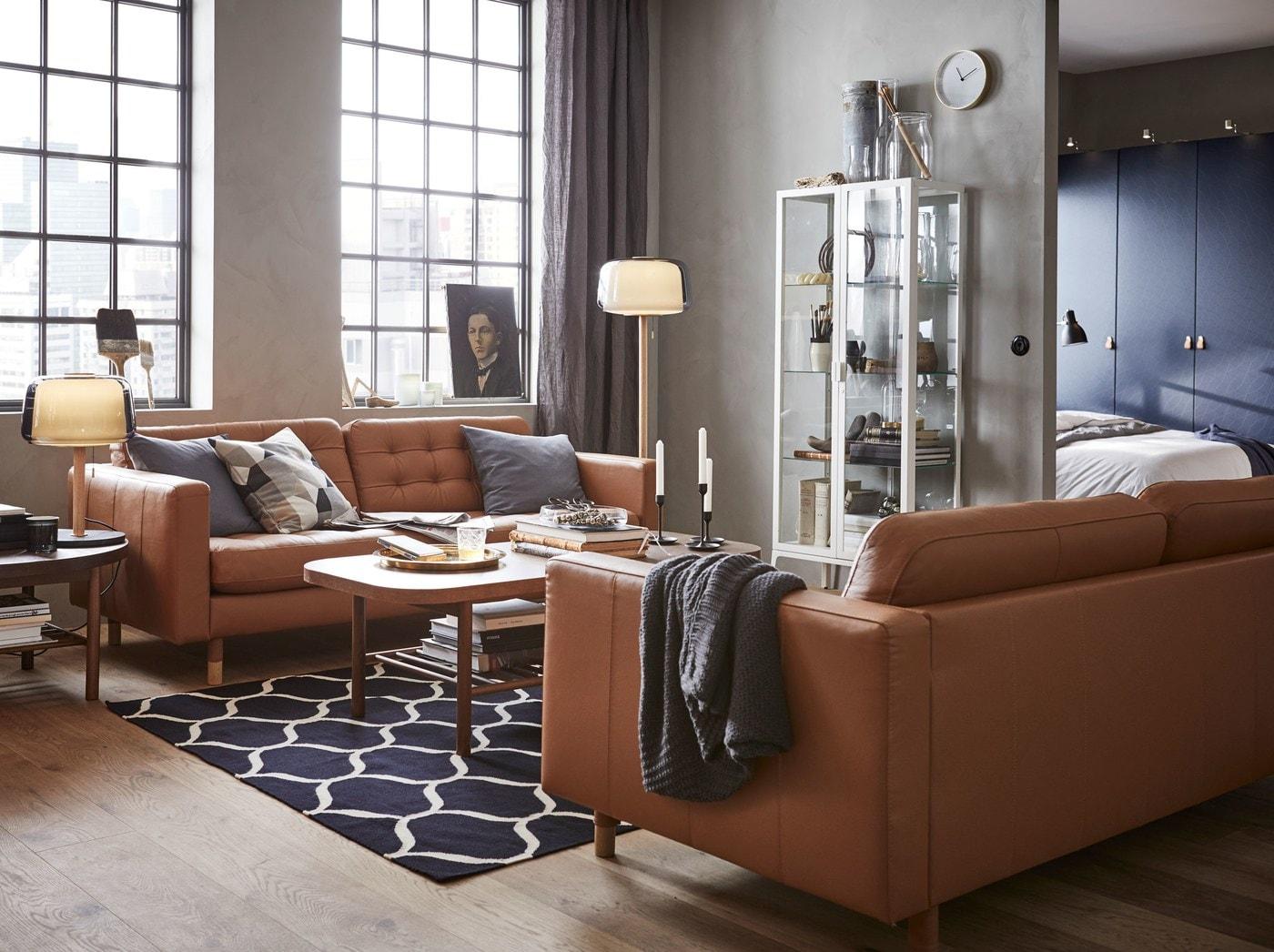 Idee per arredare il soggiorno ikea for Idee per il soggiorno