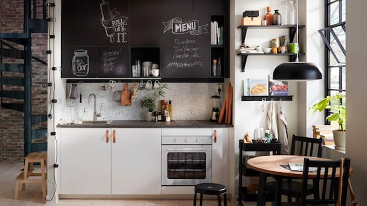 Idee per arredare la cucina ikea for Idee per arredare la cucina