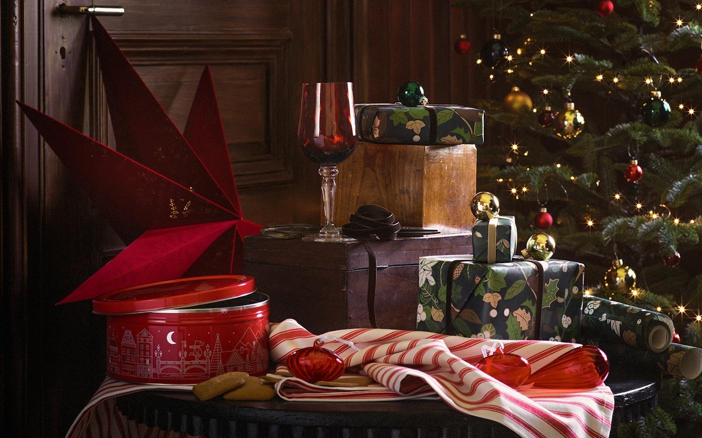 Idee Regali Di Natale A Basso Costo.Idee Regalo Per Natale Ikea It